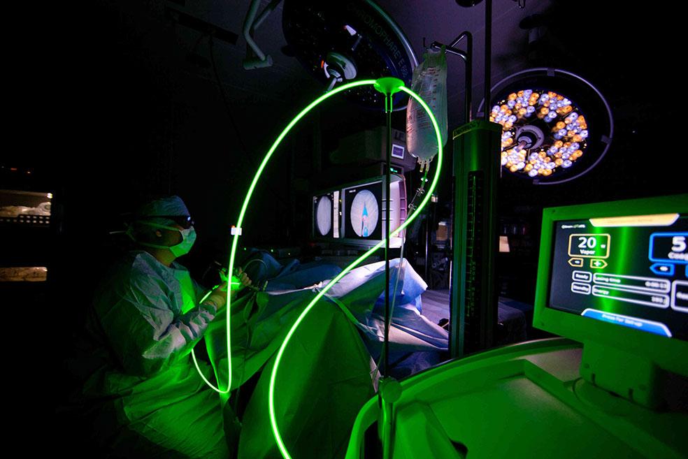 Operación de próstata por láser en A Coruña