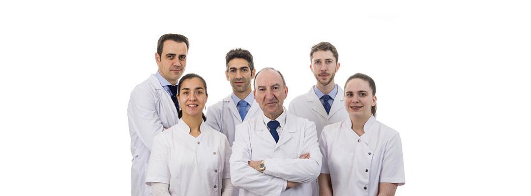 Médicos especialistas en urología en A Coruña