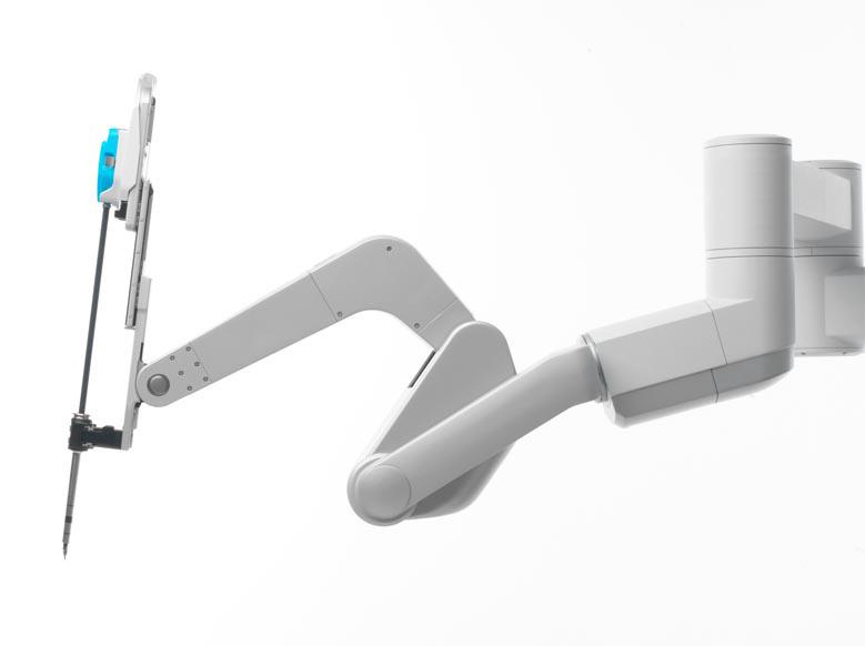Preparación para operación de próstata con Robot da Vinci
