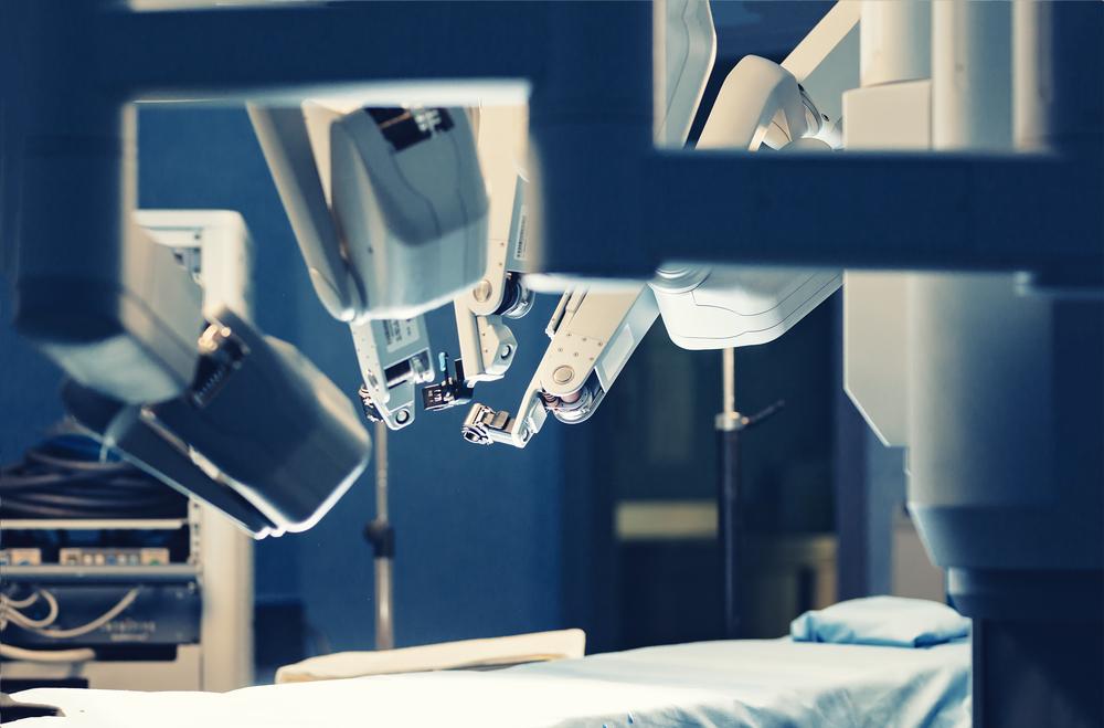 Cirugía robótica para el cáncer de próstata en Galicia.