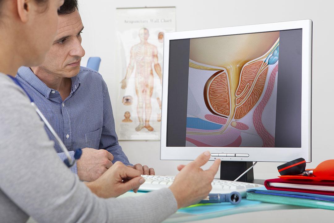 Biopsia de próstata por fusión en A Coruña